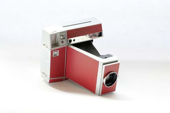 Lomo instant camera - square format