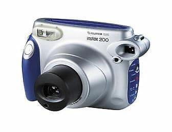Fuji Instax wide 200 instant camera